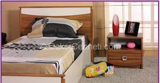 En Güzel genç odası yatak başlığı Resimleri