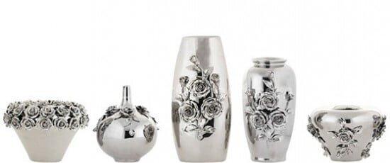 En Güzel gümüş ev aksesuar fiyatları Fotoğrafları