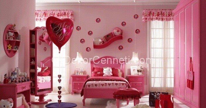 En Güzel kız çocuk odası perdesi Modelleri