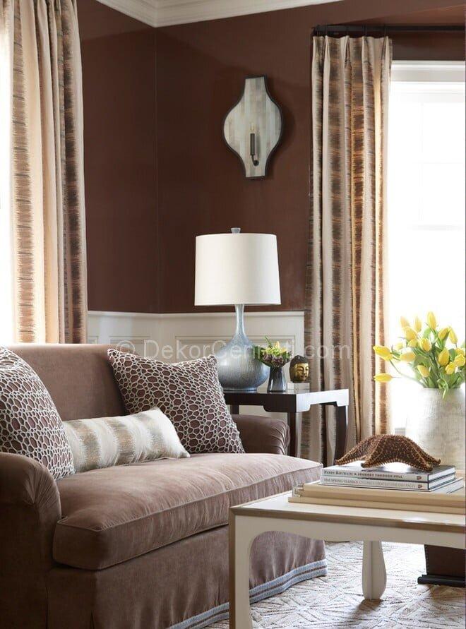 En Güzel oturma odası dekorasyonu Fotoları