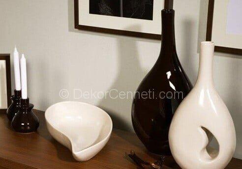 En Güzel seramik vazo tasarımları Galerisi