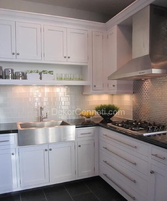 En Güzel u mutfak dekorasyonu Fotoları