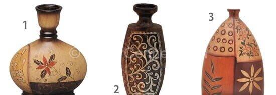 En Güzel uzun seramik vazo modelleri Görselleri