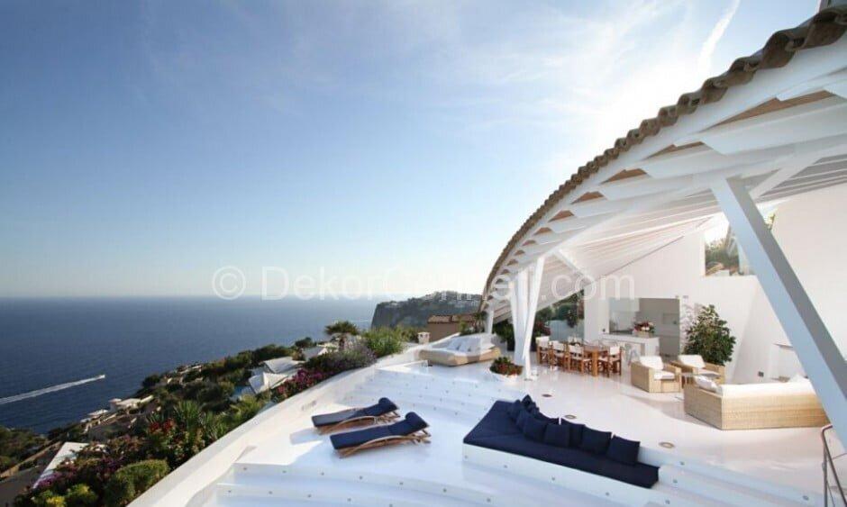 En Güzel villa mimari Fotoğrafları