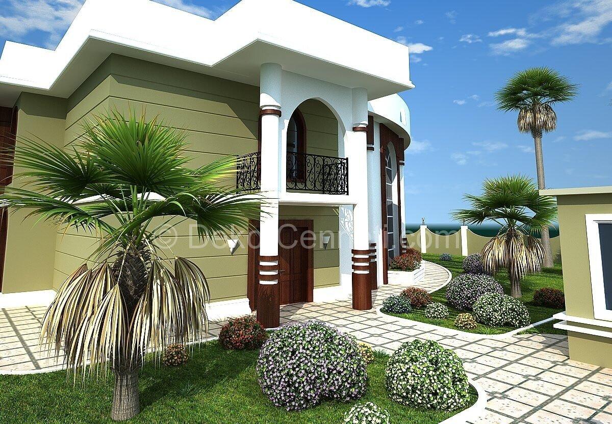 En Güzel villa mimari Galeri