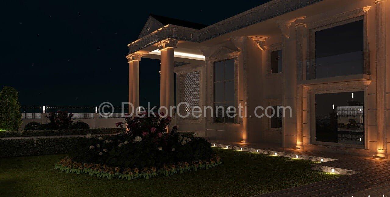 En Güzel villa mimari Galerisi
