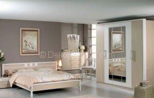 En Güzel yatak odası renk kombinasyonu Görselleri