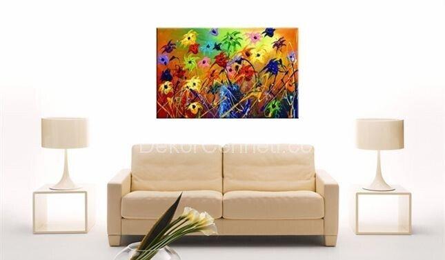 En modern canvas tablo örnekleri