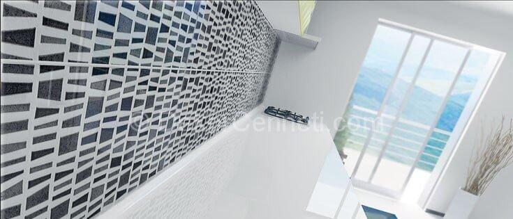 En Son fayans döşenmiş banyo modelleri Resimleri