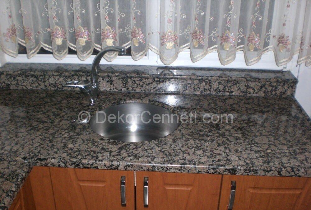 En Son granit mutfak tezgahı imalatı Görselleri