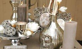 En Son gümüş ev aksesuarları Galeri