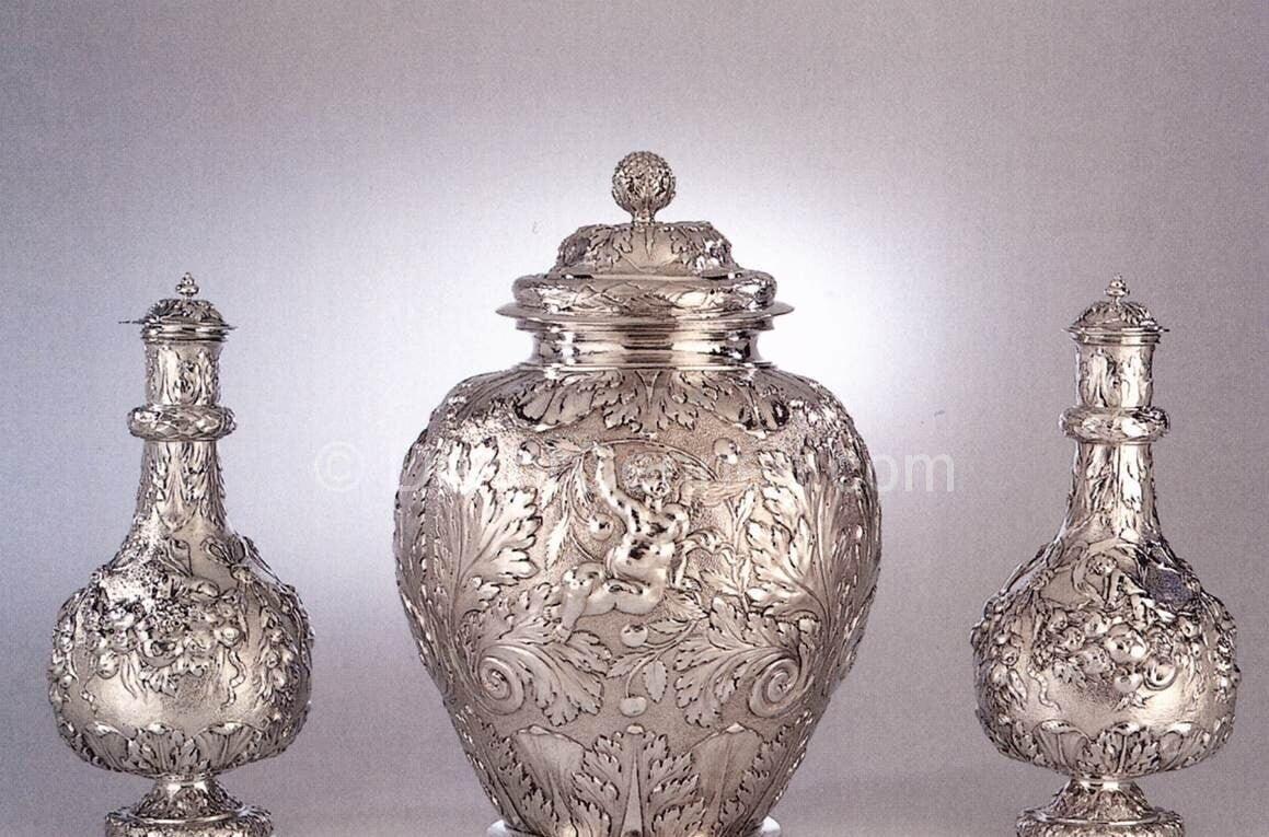 En Son gümüş ev aksesuarları Modelleri