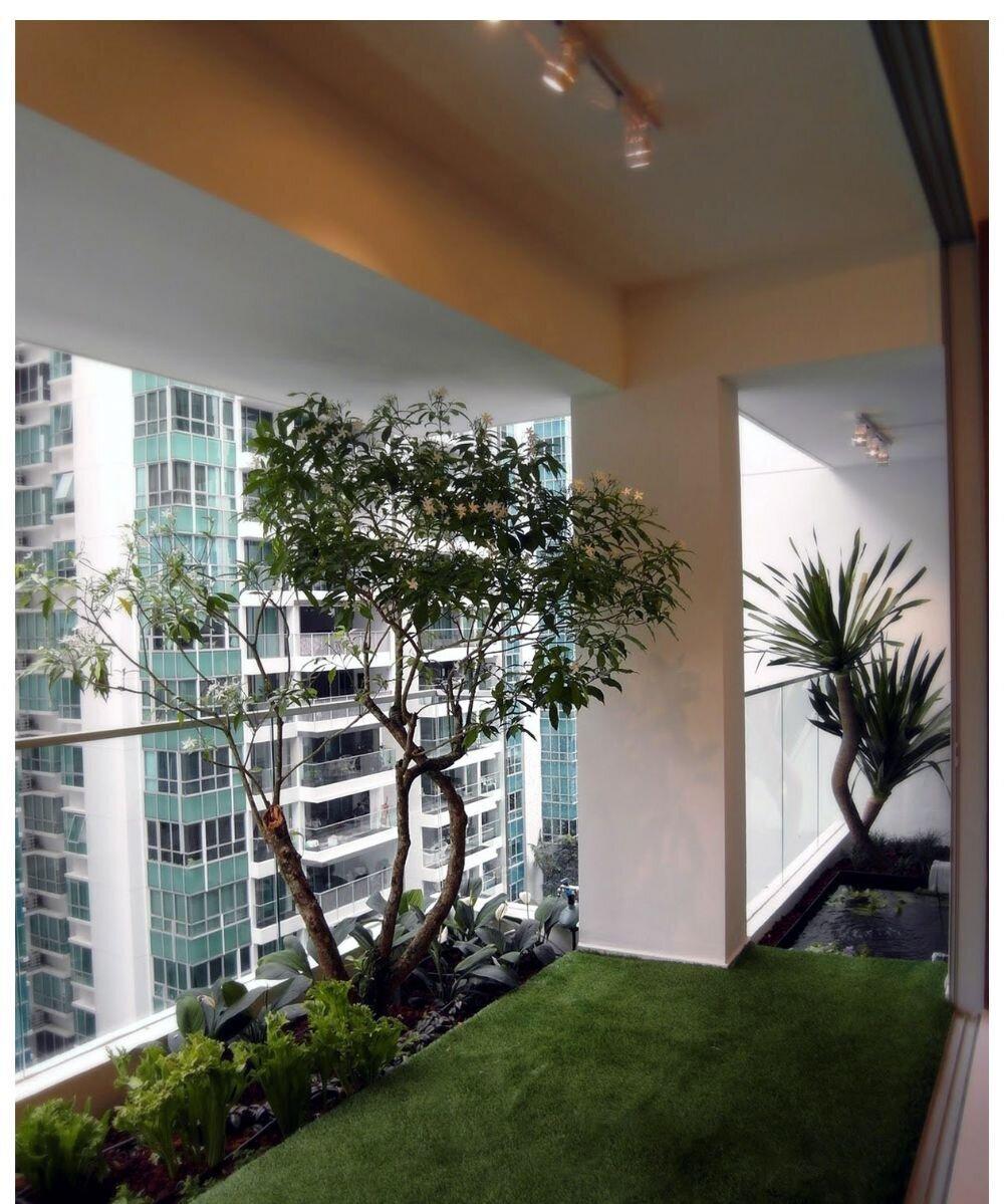 En Son kapalı balkon perde modelleri Resimleri