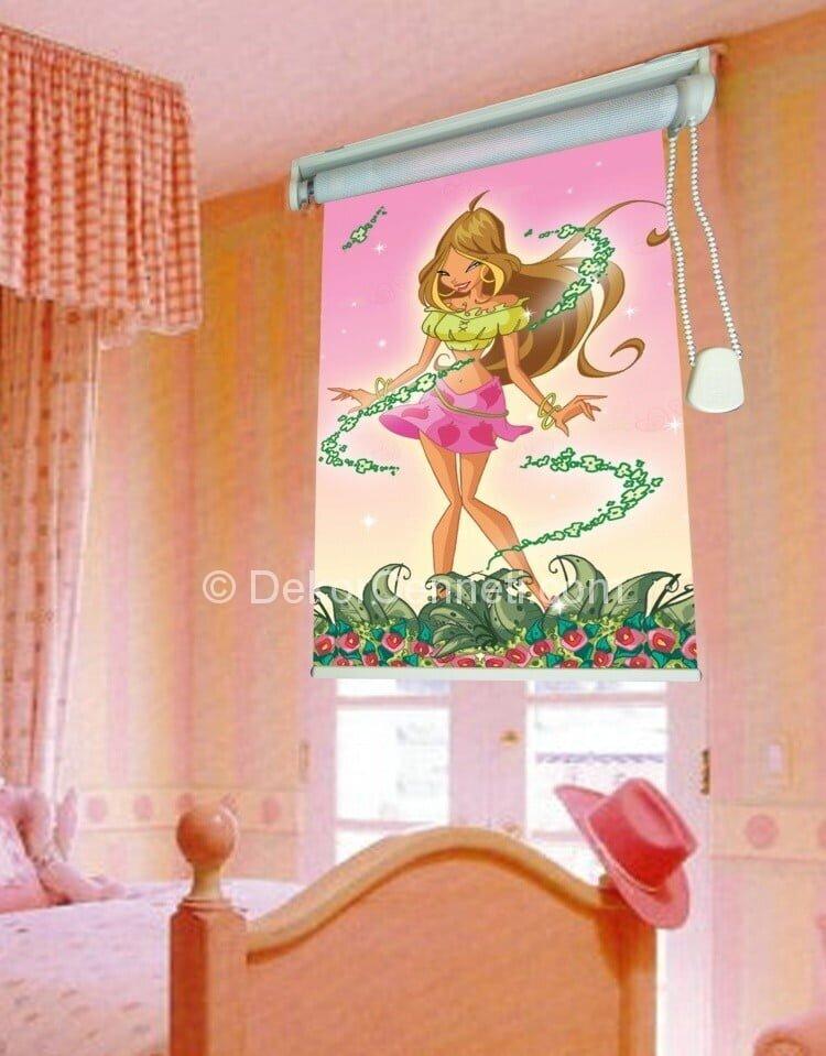 En Son kız çocuk odası perdesi Görselleri