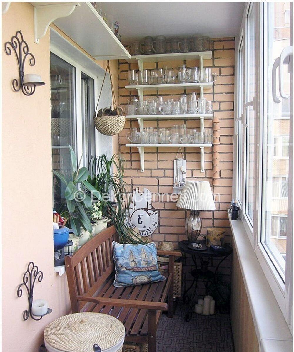 En Son küçük kapalı balkon dekorasyonu Görselleri
