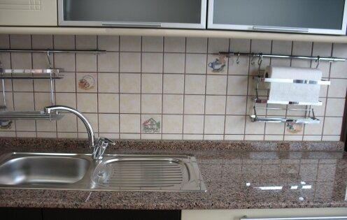 En Son mutfak tezgahı için granit renkleri Fotoları