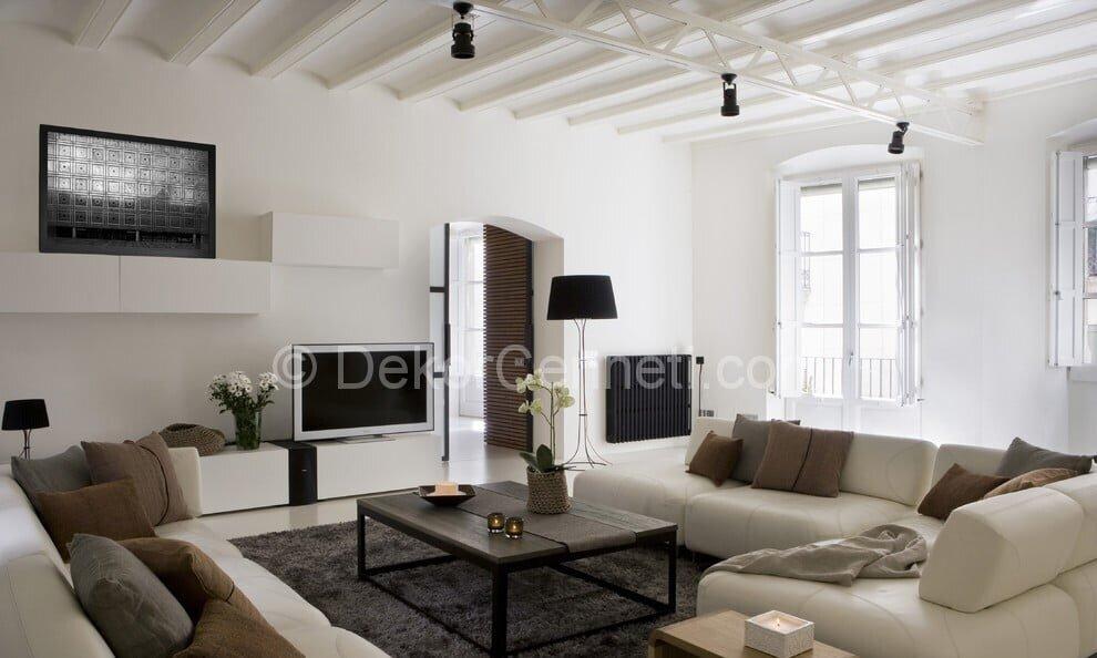 En Son oturma odası dekorasyonu Galeri