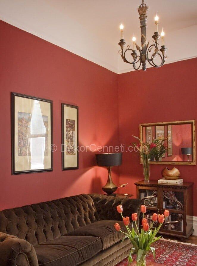 En Son oturma odası dekorasyonu Modelleri