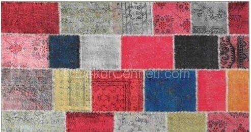 En Son padişah patchwork halı Fotoğrafları