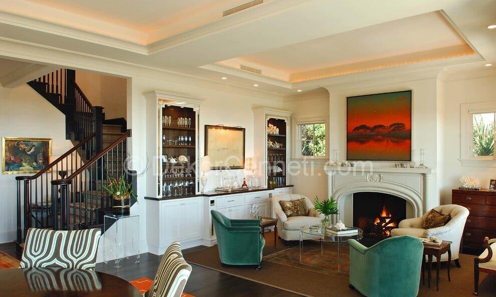 En Son salon dekorasyonu blogları Resimleri