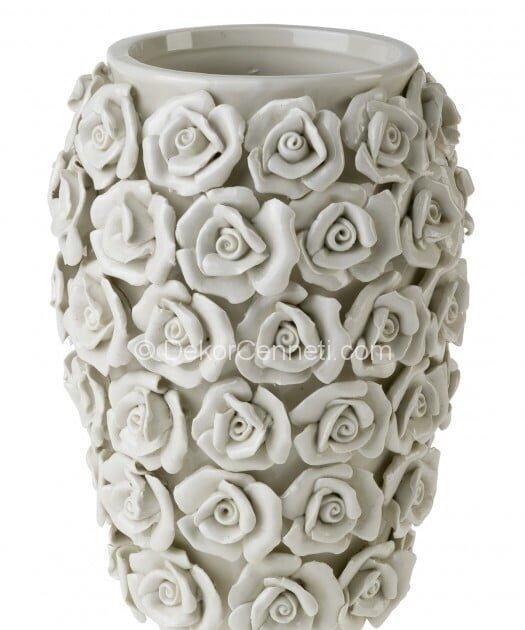 En Son seramik vazo imalatı Fotoları