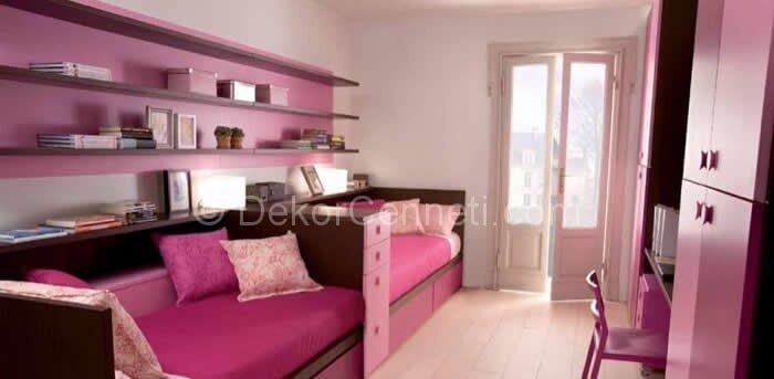 En Son yatak odası renk modelleri Resimleri