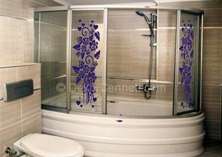 En Yeni banyo sticker gittigidiyor Galerisi