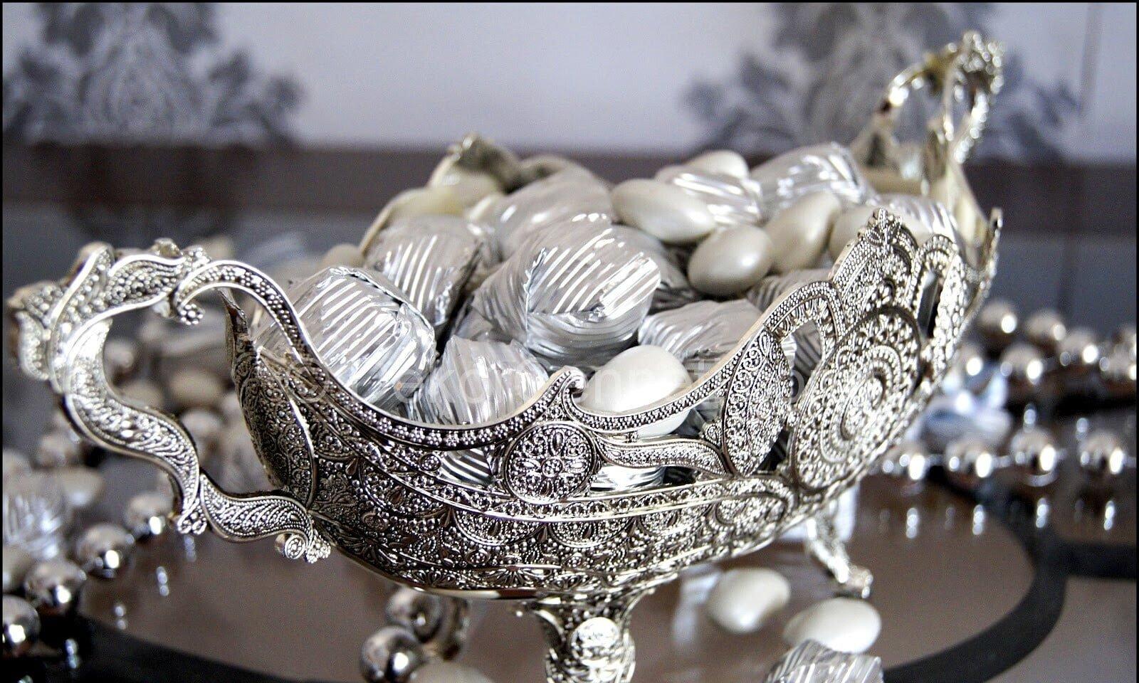 En Yeni gümüş ev aksesuarları Galerisi