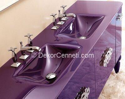 En Yeni ikili lavabo Görselleri
