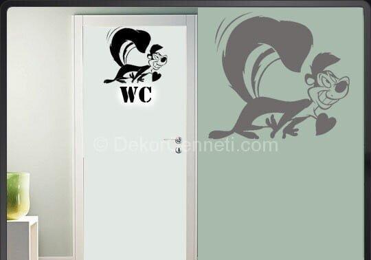 En Yeni kapı arkası sticker Fotoları