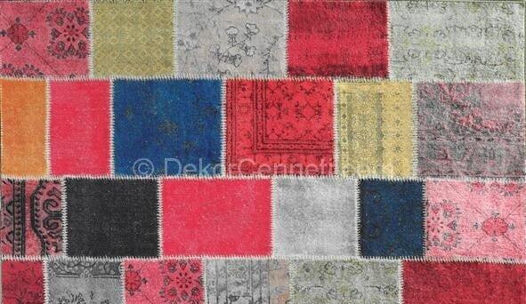 En Yeni patchwork halı royal Fotoları