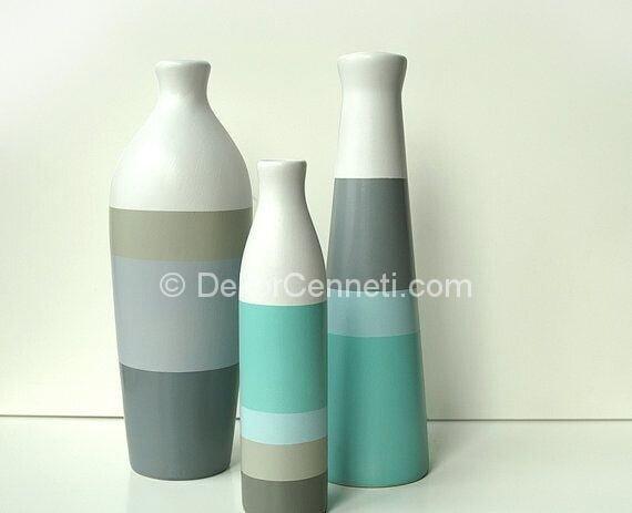 En Yeni seramik vazo toptan Fotoğrafları