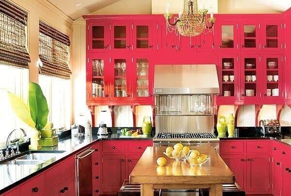 En Yeni u mutfak dekorasyonu Galeri