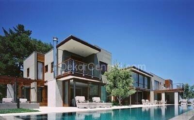En Yeni villa mimari Resimleri