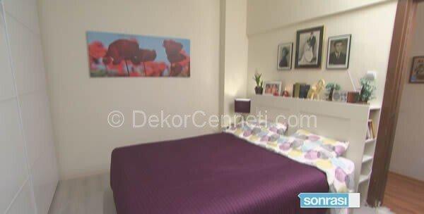 En Yeni yatak odası için hangi renk tercih edilmeli Galerisi