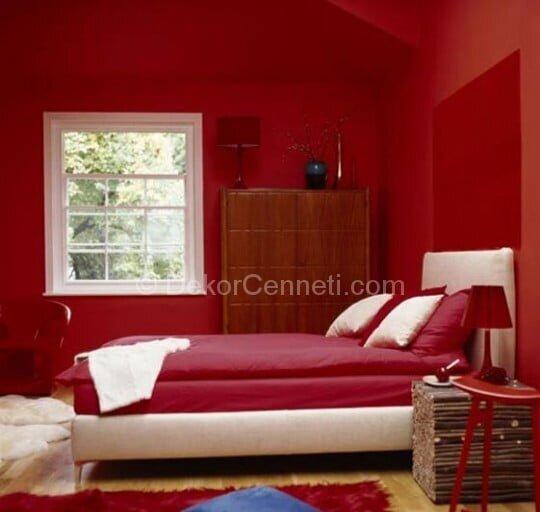 En Yeni yatak odası renkleri nelerdir Fotoları