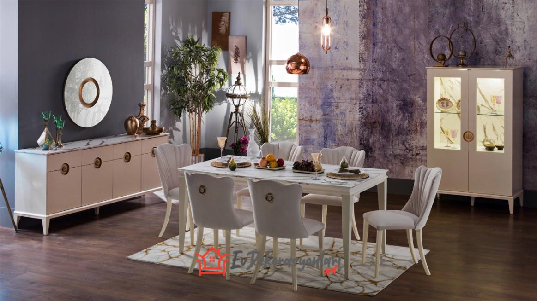 En Yeni Yemek Odası Dekorasyonları Nedir?