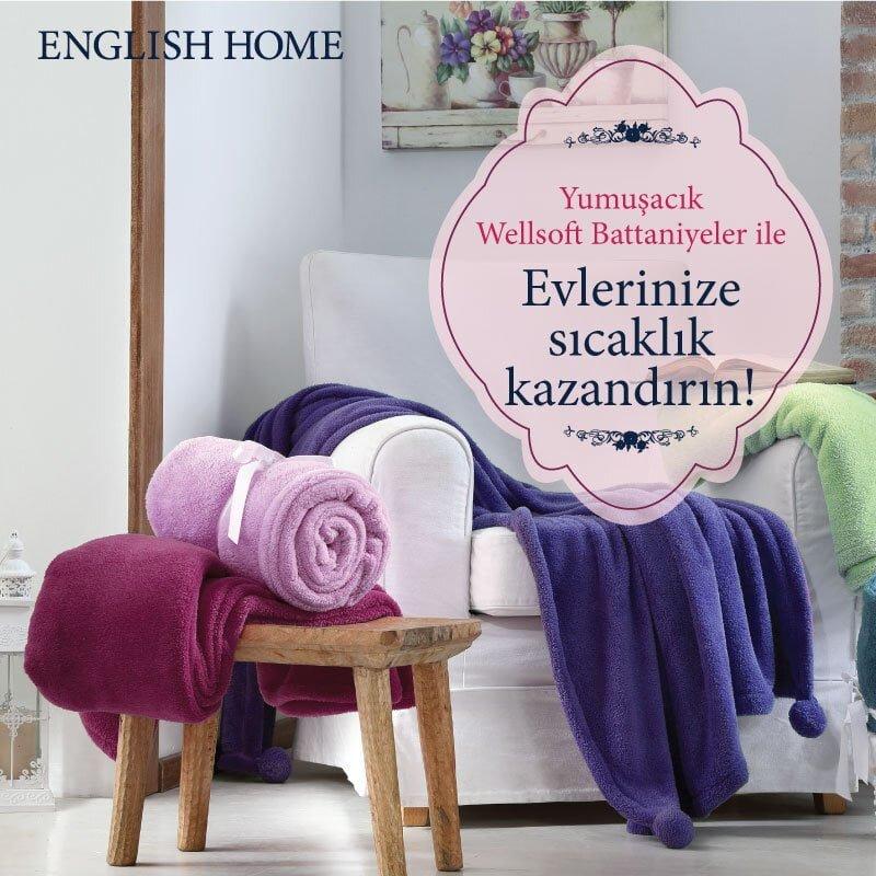 english home battaniye modelleri
