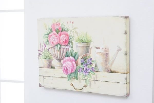 english home dekoratif kanvas tablo modeli 2019