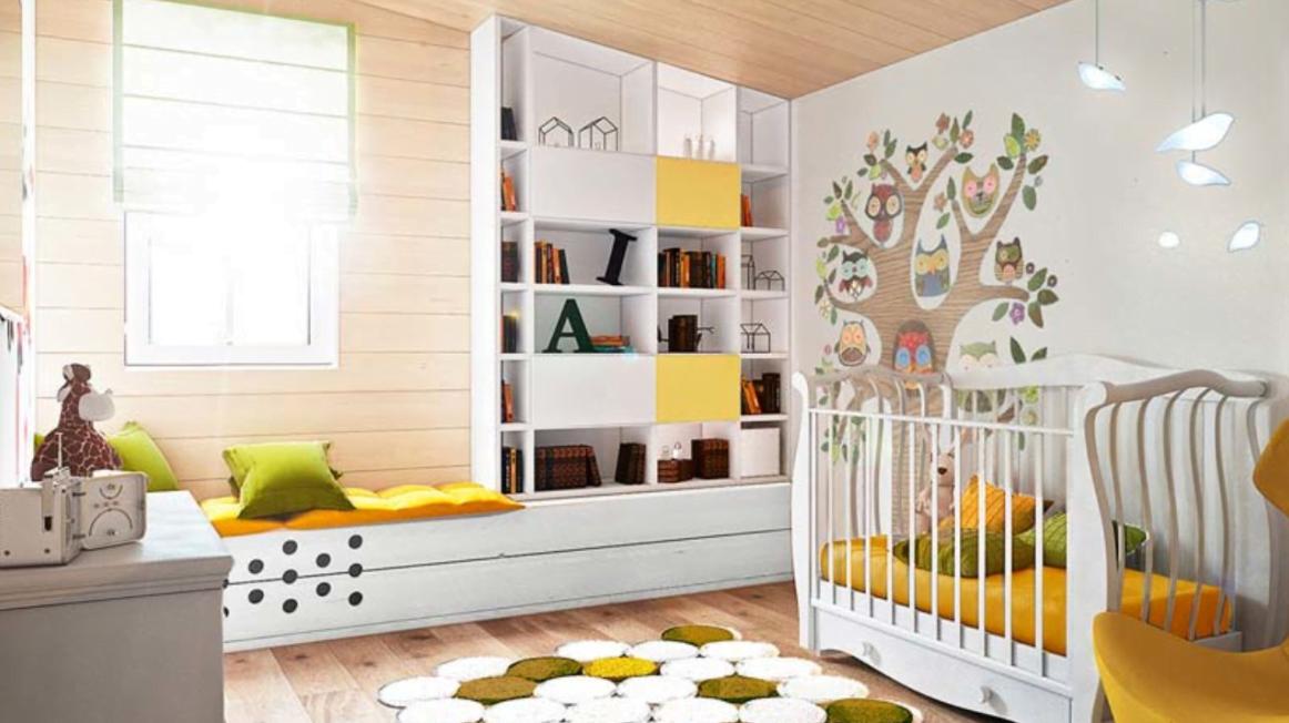 Erkek Bebek Odası Dekorasyonu Fikirleri Nelerdir?