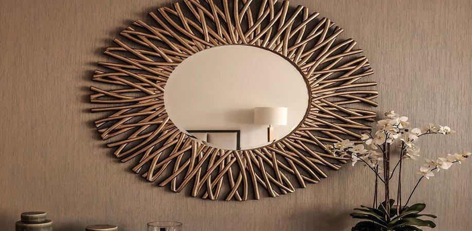 Ev Dekorasyonunda Ayna Kullanımı