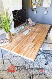 Evde Kolay Ahşap Masa Yapımı