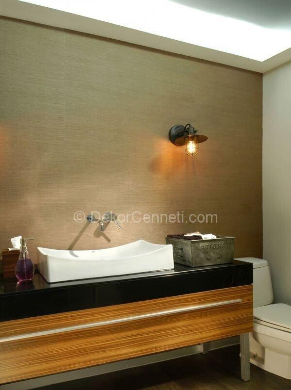 farklı banyo dekorasyon örnekleri