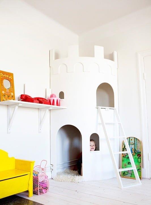 farklı çocuk odaları