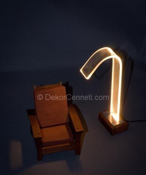 farklı lambader tasarımları
