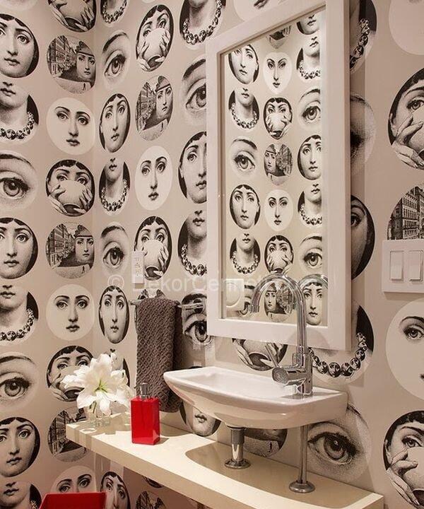 farklı lavabo modelleri