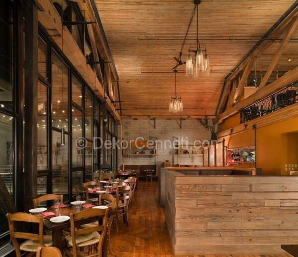 Ahşap La Spiga Restaurant and Bar