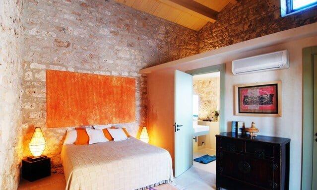 farklı yatak odası dekorasyonları