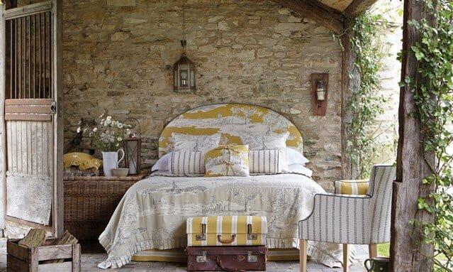 farklı yatak odası dizaynı