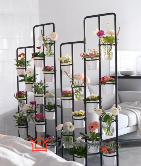 Ferforje Çiçeklik Modelleri ile Evinizi Güzelleştirin!